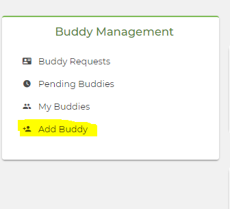 Buddy Management
